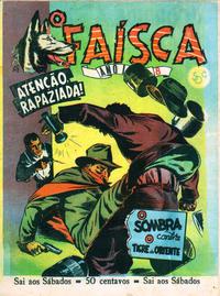 Cover Thumbnail for O Faísca (Sociedade Editora A.L.M.A., Ltd.ª, 1943 series) #8