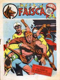Cover Thumbnail for O Faísca (Sociedade Editora A.L.M.A., Ltd.ª, 1943 series) #33