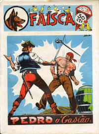 Cover Thumbnail for O Faísca (Sociedade Editora A.L.M.A., Ltd.ª, 1943 series) #35