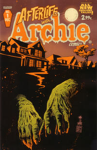 Cover Thumbnail for Afterlife with Archie (Archie, 2013 series) #1 [Second Printing]