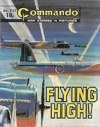 Cover Thumbnail for Commando (D.C. Thomson, 1961 series) #1717