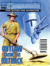 Cover Thumbnail for Commando (D.C. Thomson, 1961 series) #3149