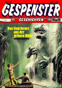Cover Thumbnail for Gespenster Geschichten (Bastei Verlag, 1974 series) #100