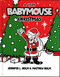 Cover Thumbnail for Babymouse (Random House, 2005 series) #15 - A Very Babymouse Christmas