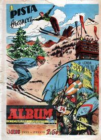 Cover Thumbnail for Álbum do Cavaleiro Andante (Empresa Nacional de Publicidade (ENP), 1954 series) #14