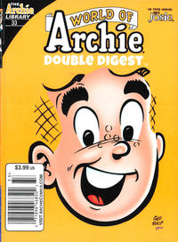 Cover Thumbnail for World of Archie Double Digest (Archie, 2010 series) #33 [Newsstand]