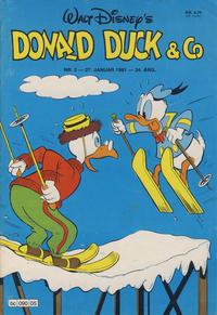 Cover Thumbnail for Donald Duck & Co (Hjemmet / Egmont, 1948 series) #5/1981