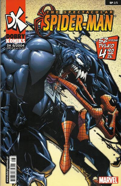 Cover for Dobry komiks (Axel Springer Polska, 2004 series) #8/2004