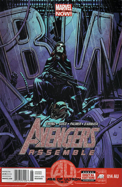 Cover for Avengers Assemble (Marvel, 2012 series) #14AU [Nic Klein cover]