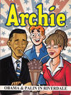 Cover for Archie & Friends All Stars (Archie, 2009 series) #14 - Archie:  Obama & Palin in Riverdale