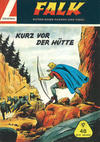 Cover for Falk, Ritter ohne Furcht und Tadel (Lehning, 1963 series) #48