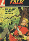 Cover for Falk, Ritter ohne Furcht und Tadel (Lehning, 1963 series) #36