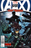 Cover for AVX: Consequences (Marvel, 2012 series) #4 [Newsstand Edition]