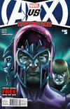 Cover for AVX: Consequences (Marvel, 2012 series) #5 [Newsstand Edition]