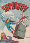 Cover for Superboy (K. G. Murray, 1949 series) #85 [Price difference]