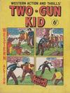 Cover for Two Gun Kid (World Distributors, 1950 series) #1