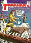 Cover for Tomahawk (Thorpe & Porter, 1954 series) #33