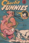 Cover for The Bosun and Choclit Funnies (Elmsdale, 1946 series) #v10#4