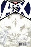 Cover Thumbnail for Avengers vs. X-Men (2012 series) #12 [Opeña Sketch Variant]