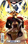 Cover Thumbnail for Avengers vs. X-Men (2012 series) #11 [Pichelli Variant]