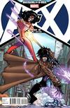 Cover for Avengers vs. X-Men (Marvel, 2012 series) #10 [Bradshaw Sketch Variant]