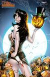 Cover for Escape from Wonderland (Zenescope Entertainment, 2009 series) #2 [2009 Zenescope Halloween Exclusive - Mike DeBalfo]