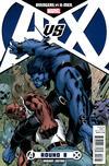 Cover for Avengers vs. X-Men (Marvel, 2012 series) #8 [Davis Variant]