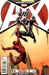 Cover Thumbnail for Avengers vs. X-Men (2012 series) #9 [Larroca Variant]