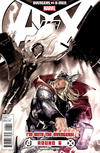 Cover Thumbnail for Avengers vs. X-Men (2012 series) #6 [Avengers Team Variant]
