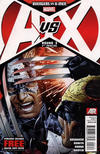 Cover Thumbnail for Avengers vs. X-Men (2012 series) #3 [2nd Printing Variant]
