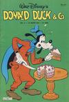 Cover for Donald Duck & Co (Hjemmet / Egmont, 1948 series) #11/1981