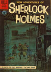 Cover Thumbnail for Four Color (1942 series) #1169 - New Adventures of Sherlock Holmes [UK edition]