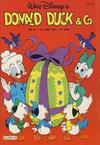 Cover for Donald Duck & Co (Hjemmet / Egmont, 1948 series) #16/1981