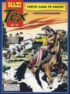 Cover for Maxi Tex (Hjemmet / Egmont, 2008 series) #31 - Helvetesskvadronen
