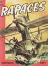 Cover for Rapaces (Impéria, 1961 series) #116