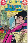 Cover for The Legion of Super-Heroes Annual (DC, 1982 series) #2 [Direct]