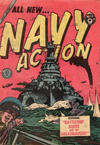 Cover for Navy Action (Horwitz, 1954 ? series) #7