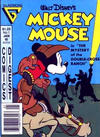 Cover for Mickey Mouse Comics Digest (Gladstone, 1986 series) #1 [Newsstand Edition]