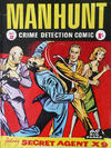 Cover for Manhunt (World Distributors, 1959 series) #2