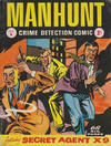 Cover for Manhunt (World Distributors, 1959 series) #1