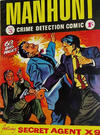 Cover for Manhunt (World Distributors, 1959 series) #3