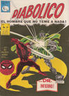 Cover for Diabólico (Editora de Periódicos La Prensa S.C.L., 1966 series) #37
