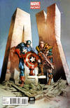 Cover Thumbnail for A+X (2012 series) #1 [Variant Cover by Mike Deodato]