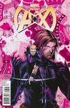 Cover for A+X (Marvel, 2012 series) #3 [Variant Cover by Billy Tan]