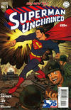 Cover Thumbnail for Superman Unchained (2013 series) #1 [Dave Johnson Golden Age Cover]
