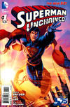 Cover Thumbnail for Superman Unchained (2013 series) #1 [Brett Booth New 52 Cover]
