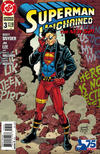 Cover Thumbnail for Superman Unchained (2013 series) #3 [Tom Grummett Superman Reborn Variant Cover]