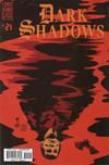 Cover for Dark Shadows (Dynamite Entertainment, 2011 series) #21