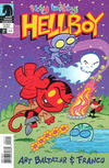 Cover for Itty Bitty Hellboy (Dark Horse, 2013 series) #2