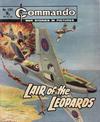 Cover for Commando (D.C. Thomson, 1961 series) #1207